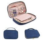 Travel Jewelry Organizer Jewelry Storage Carrying Cases for Earrings Necklaces