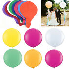 36 Inch 90cm Large Giant Oval Latex Big Balloon Wedding Party Decoration Salable