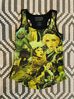 WOMEN of MARVEL Her Universe Sleeveless Tank Top Shirt Rare Hard To Find