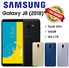 Samsung Galaxy J8 ( 2018 ) Dual Sim 32gb Unlocked Mobile Phone Black Gold Blue