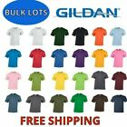 Gildan Men's Heavy Cotton T-Shirt (Pack of 3) Bulk Lot Solid Blank 5000 NEW S-XL image