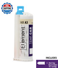 ELEMENT Temporary Crown and Bridge Material Cartridge Shades A1,A2,A3 or B1
