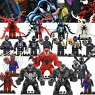 Venom Carnage Spider Man Venom Lego Figure Marvel Super Hero Building Block