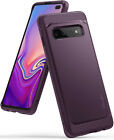Samsung Galaxy S10, S10 Plus S10e Ringke [Onyx Purple] TPU Shockproof Cover Case
