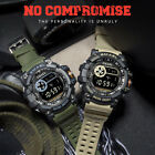 Men's Army Military Heavy Duty Luminous Watch Waterproof Digital Outdoor Watches image
