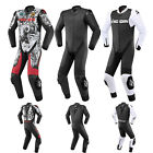 *SHIPS SAME DAY* ICON HYPERSPORT SUIT Leather Motorcycle Suit w/D30