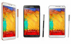 New Samsung Galaxy Note 2 3 4 5 AT&T T-Mobile + GSM FACTORY UNLOCKED SmartPhone