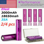 Efest1 IMR 3000mAh 18650 35A Rechargeable High Drain Battery Vape1 Mods 2/4PCS