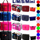 Women Travel Handbag Organizer Shoulder Purse Bags Storage Bag Large Messenger image