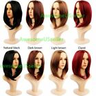 Bob Women Fashion Cosplay Costume Party Hair Anime Wigs Short Full Hair Wig NEW