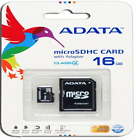 16GB 32GB 64GB Micro SD SDHC Class 4 Authentic TF Flash Memory Card Adapter Lot