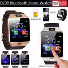 DZ09 Bluetooth Smart Watch Camera Phone GSM SIM For Android Samsung IOS iPhone