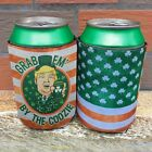 Trump Can Cooler Party Favor Coozie For St. Patrick's Day Irish Beer Sleeve Gag