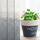 45x200cm Anti UV Rays 3D Florals Frosted Glass Film for Privacy Window PVC