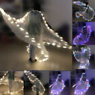 LEDs Isis Wings Rechargeable Belly Dance wings Light Up Show Dancer Isis Wings