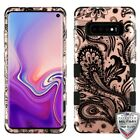 Samsung Galaxy S10 Case TUFF Hybrid Protector Phone Cover Shockproof Drop-Tested