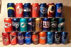 2016 Bud Light NFL Kickoff Beer Can (Choose Your Team) 1 Bottom Opened Can $2.49 USD on eBay