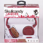 Skullcandy Lowrider On-Ear Foldable Stereo Headphones Headset w/Mic Remote