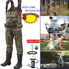 Kyпить HISEA Neoprene Chest Wader Waterproof Insulated Rubber Boots for Hunting Fishing на еВаy.соm