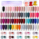 LEMOOC 5ml Nagel Gellack Soak off Gel UV Nagellack Nail UV Gel Polish Gel Color
