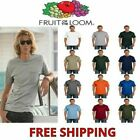 Fruit of the Loom Men's 100% Cotton Pocket T-Shirt S-3XL Tee 3930P image