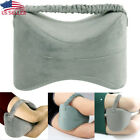 Memory Foam Knee Leg Pillow Orthopedic Firm Back Hip Support Pain Relief Cushion image