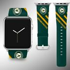 Oakland Athletics Apple Watch Band 38 40 42 44 mm Series 1 2 3 4 Wrist Strap 3 on Ebay