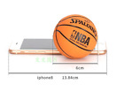 BOUNCING BALL Mini Basketball NBA Team Emblem logo Souvenir Collection Spalding on eBay