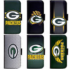 PIN-1 Green Bay Packers Phone Wallet Flip Case Cover for All Models $13.49 USD on eBay