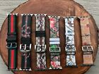 Apple Watch Band with Leather Sport  for apple watch serious 5 4 3 2 1 image