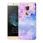 Soft TPU Case Cover for LeTV LeEco 2 Pro Max Flower Phone Back Silicone Skins