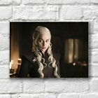 Emilia Clarke Poster A4 NEW Daenerys Targaryen Game Of Thrones Mother Of Dragons