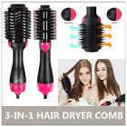 NEW Pro Collection Salon One-Step Hair Dryer and Volumizer Oval Brush Design