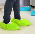 Unisex 3 Color Home Oxford Cloth Shoe Cover Thick Slip Wear Resistant Shoe Cover