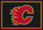 Calgary Flames NHL Team Spirit Area Rug Milliken $75.0 USD on eBay