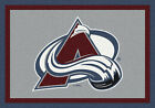 Colorado Avalanche NHL Team Spirit Area Rug Milliken $75.0 USD on eBay