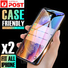 Tempered Glass Screen Protector For Apple Iphone 13 12 11 Pro 8 7 Plus Xr Xs Max