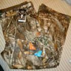 Men's REALTREE Edge Scent-Factor Water Repellent Hunting Tech Pants Sizes XL 3XL