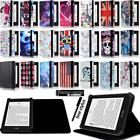 'Folio Stand Leather Cover Case For Amazon Kindle 4/5/7/8/9 Paperwhite 1/2/3/4
