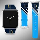 Los Angeles Chargers Apple Watch Band 38 40 42 44 mm Series 1 - 5 Wrist Strap 05 $32.99 USD on eBay