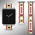 Washington Redskins Apple Watch Band 38 40 42 44 mm Series 1 - 5 Wrist Strap 5 $32.99 USD on eBay