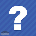 Question Mark Symbol Vinyl Decal Sticker Punctuation