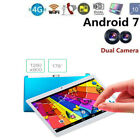 10.1'' Tablet PC Android 6.0 Octa Core 1 16GB 10 Inch HD WIFI 2G Phone Phablet