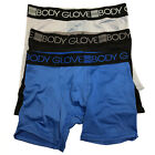 Body Glove Performance Men's 3-Pack Boxer Briefs