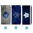Toronto Maple Leafs Woman Men Leather Clutch Wallet Bifold Purse Handbag $12.99 USD on eBay