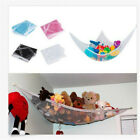 Внешний вид - Toy Hammock Hanging Storage Net Corner Kids Stuffed  Animals Organizer JF