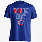Chicago Cubs T-Shirt - World Series Champs Cubs Win Windy City on Ebay