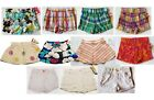 NWT Girls Shorts or Skirt Oshkosh Carters NEW 18m 24m 2t 3t 4t Skort Skooter