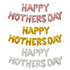 16in Happy Mothers day Letter Balloons Set Mom's Mothers day Party Decorat JF