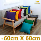 New Waterproof Garden Cushion Covers Furniture Seat Indoor Outdoor 24 X 24 Inch